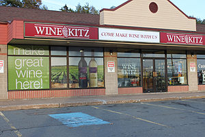 winemaking store lower sackville