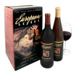 european select 4 week wine kits